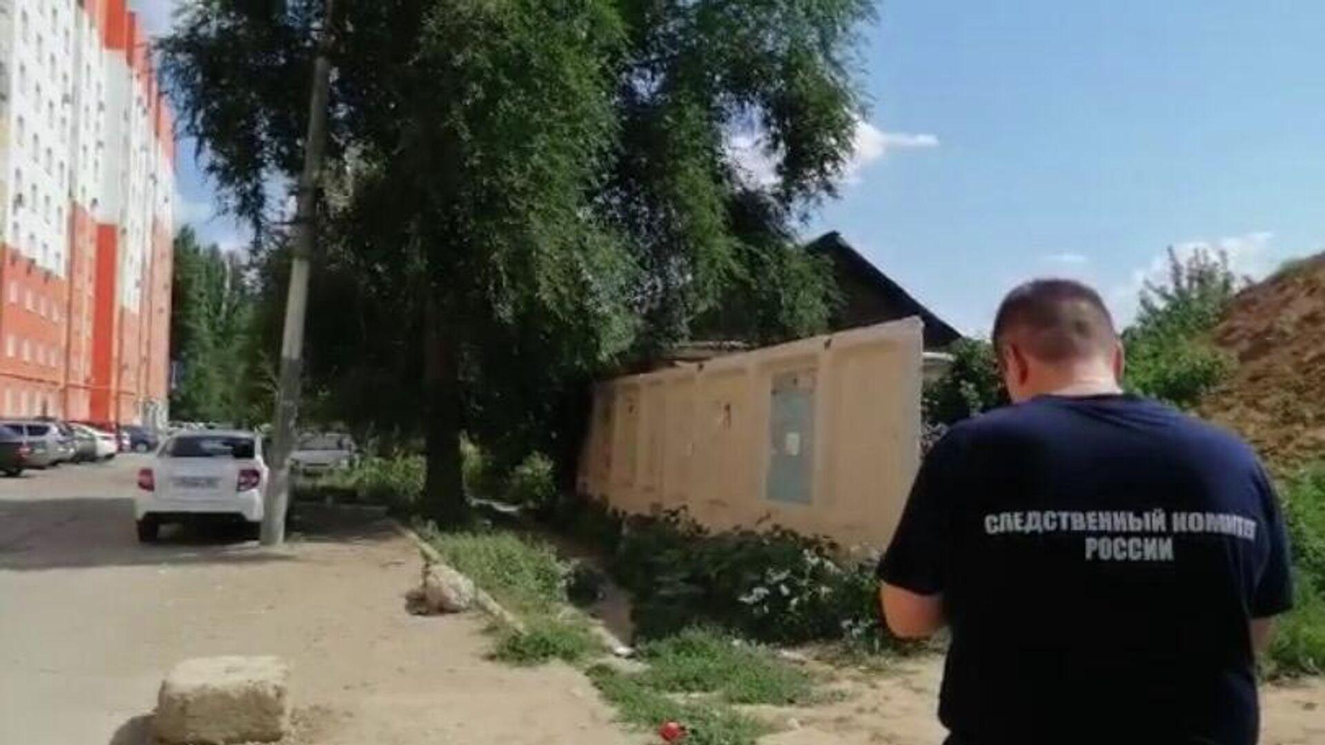 В Екатеринбурге женщина убила новорожденного сына и выкинула в мусорный бак