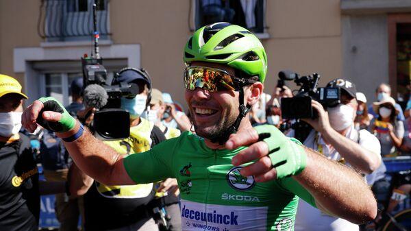 Британский велогонщик Марк Кавендиш