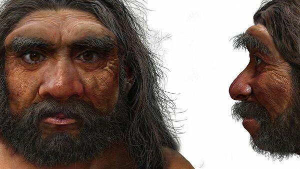 Вид человека, найденный в Китае в Харбине. Его назвали Homo longi — человек-дракон. Компьютерная реконструкция