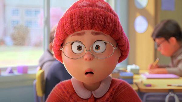 Мультфильм студии Pixar Turning Red