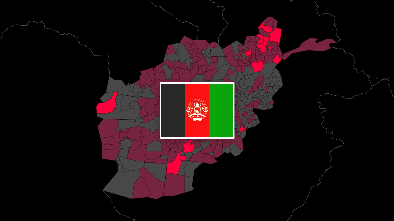 Обострение ситуации в Афганистане: какие районы заняли талибы