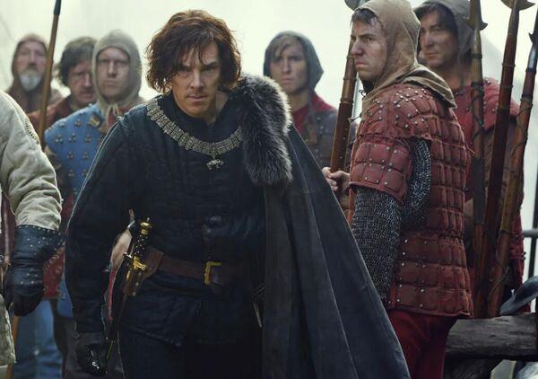 Кадр из сериала Пустая корона
