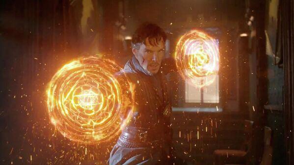 Кадр из фильма Доктор Стрэндж
