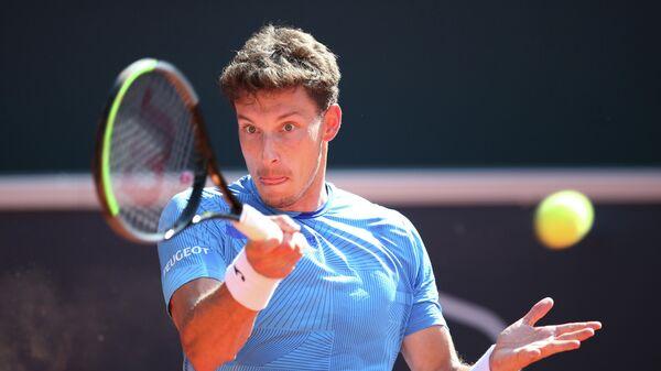 Теннисист Пабло Карреньо-Буста (Испания)
