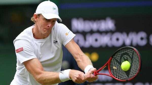 Теннисист Кевин Андерсон (Южная Африка)