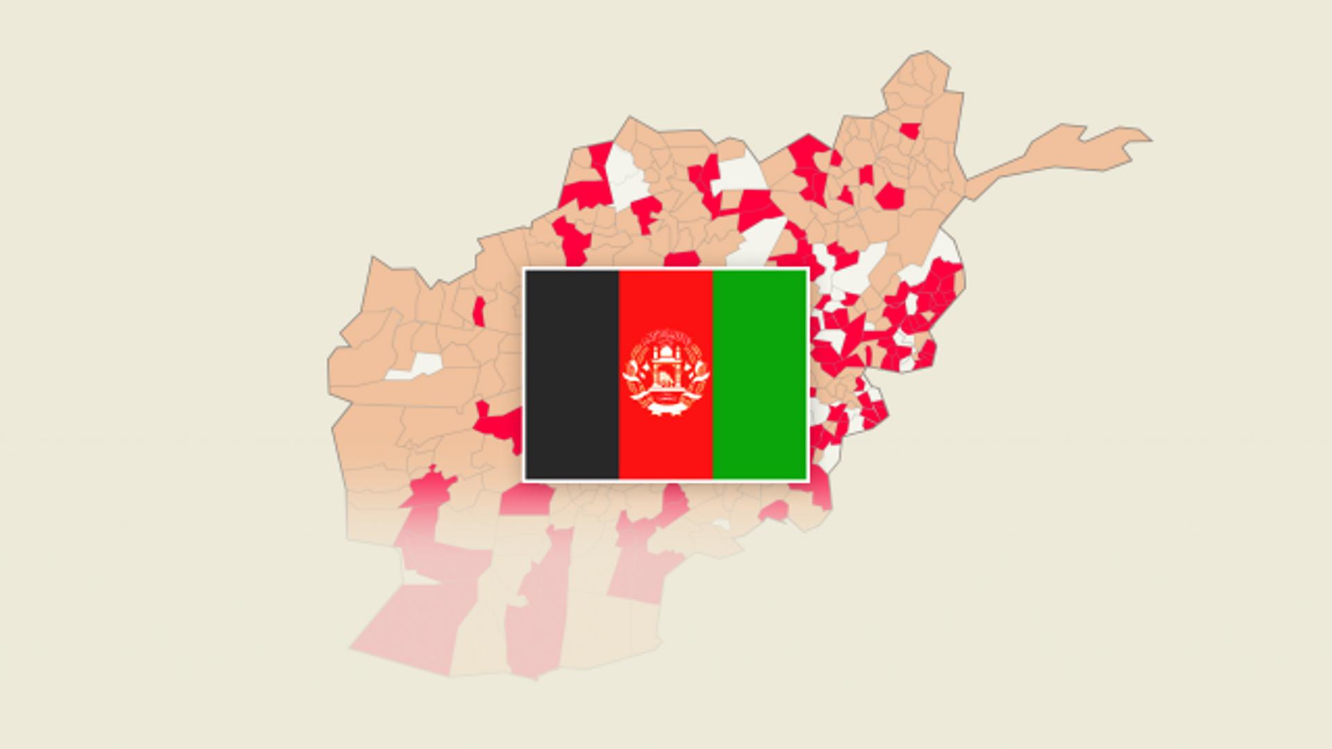 Афганистан-2021: какие районы заняли талибы - РИА Новости, 1920, 13.07.2021