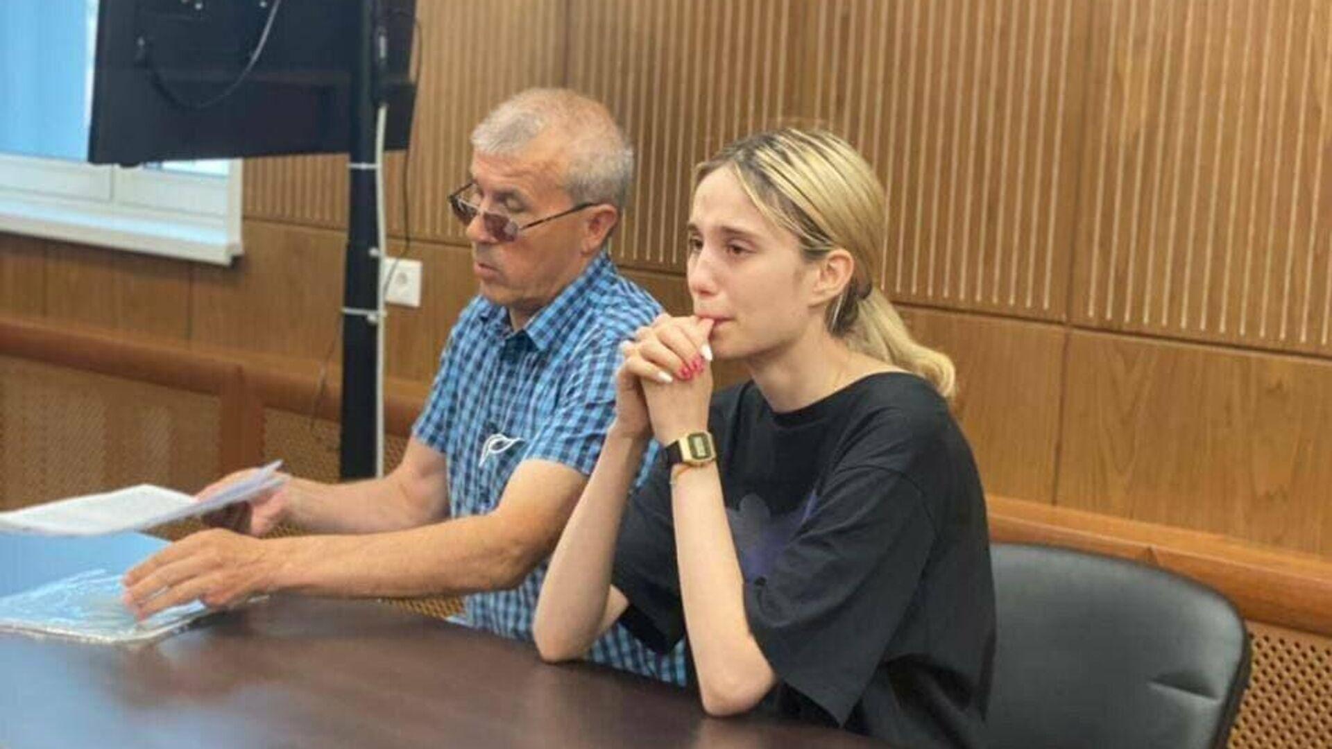 Защита Башкировой, сбившей троих детей на пешеходном переходе в Москве, обжаловала ее арест
