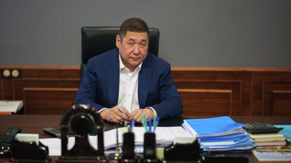 Глава Мосжилинспекции Олег Кичиков