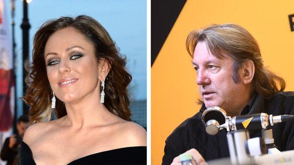 Юлия Началова и Юрий Лоза