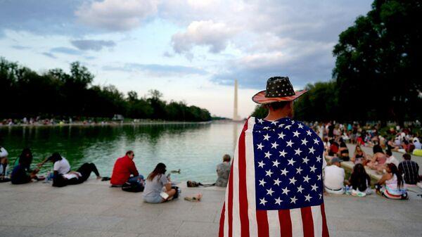 Празднование Дня Независимости США в Вашингтоне