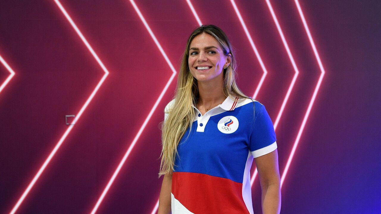 WADA разочаровано наличием цветов флага на олимпийской форме россиян
