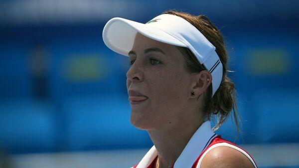 Олимпиада-2020. Теннис. Женщины. С. Эррани - А. Павлюченкова