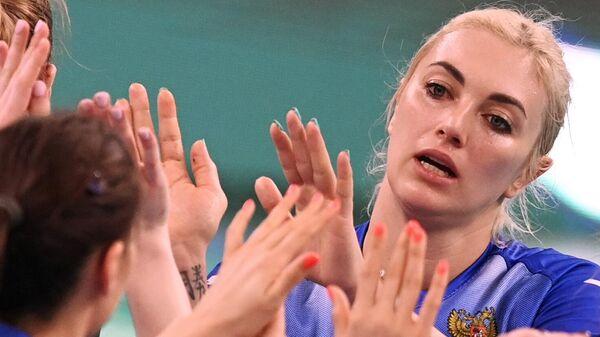 Гандбол. Женщины. Квалификация ЧМ-2021. Матч Россия - Турция