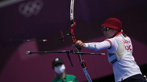 Олимпиада-2020. Стрельба из лука. Женщины. Командное первенство