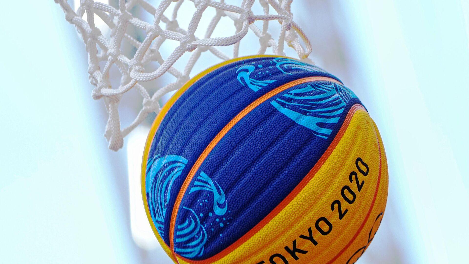 Олимпиада-2020. Баскетбол 3х3. Женщины. Матч Россия - Япония - РИА Новости, 1920, 25.07.2021