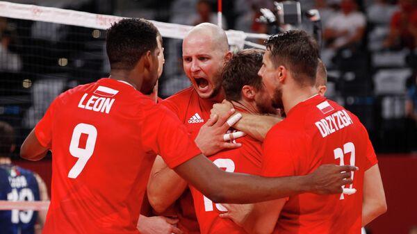 Сборная Польши по волейболу на Олимпиаде в Токио