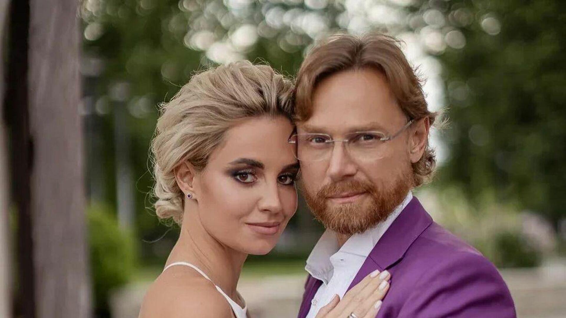 Дарья и Валерий Карпины - РИА Новости, 1920, 26.07.2021