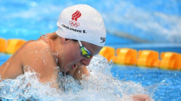 Олимпиада-2020. Плавание. Второй день