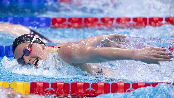 Плавание. Чемпионат Европы. Четвертый день
