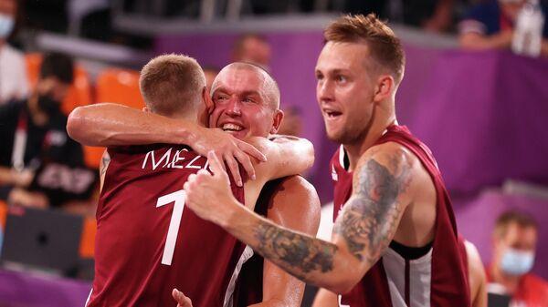 Мужская сборная Латвии по баскетболу 3x3