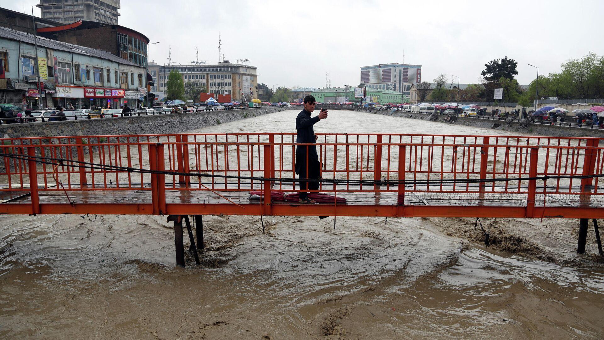 Наводнение в Афганистане - РИА Новости, 1920, 31.07.2021