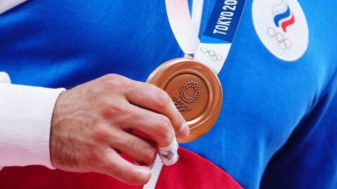 Бронзовая медаль российского дзюдоиста Нияза Ильясова