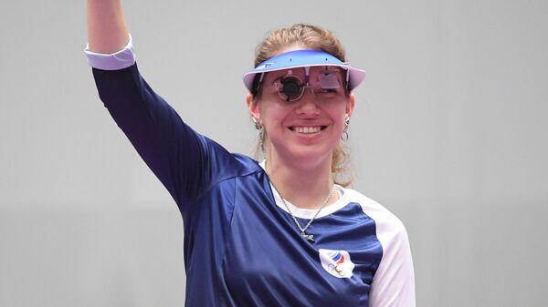 Олимпиада-2020. Стрельба. Женщины. Пневматический пистолет. 10 м
