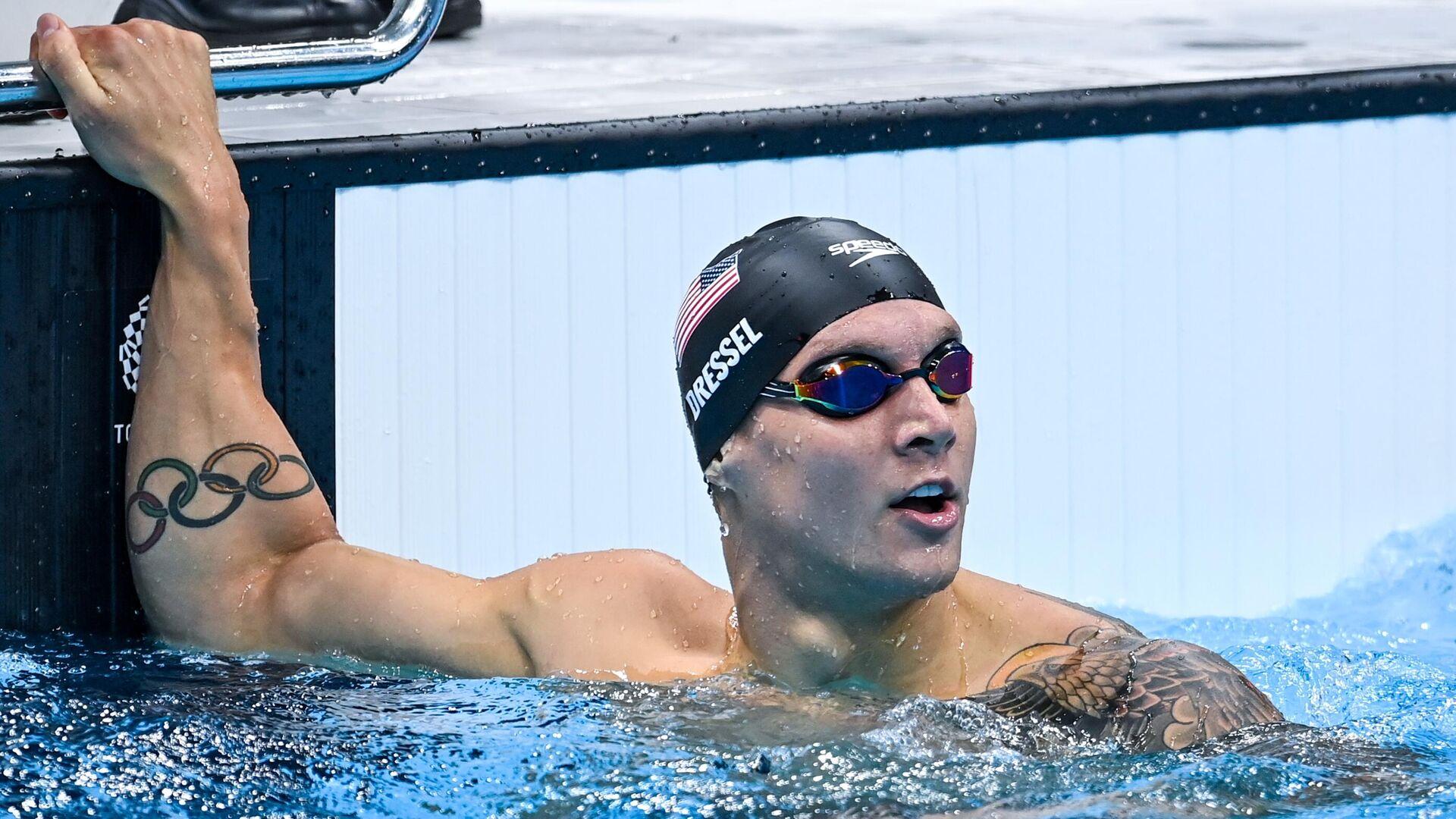 Олимпиада-2020. Плавание. Седьмой день - РИА Новости, 1920, 01.08.2021