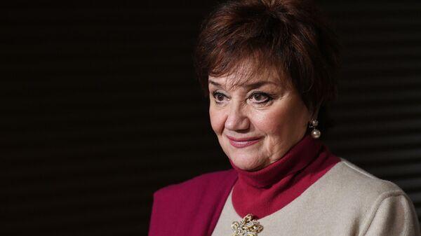 Тамара Синявская: мне нравится, что ученики меня понимают