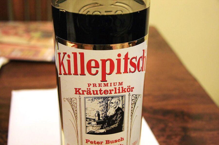 Алкогольный напиток Killepitch