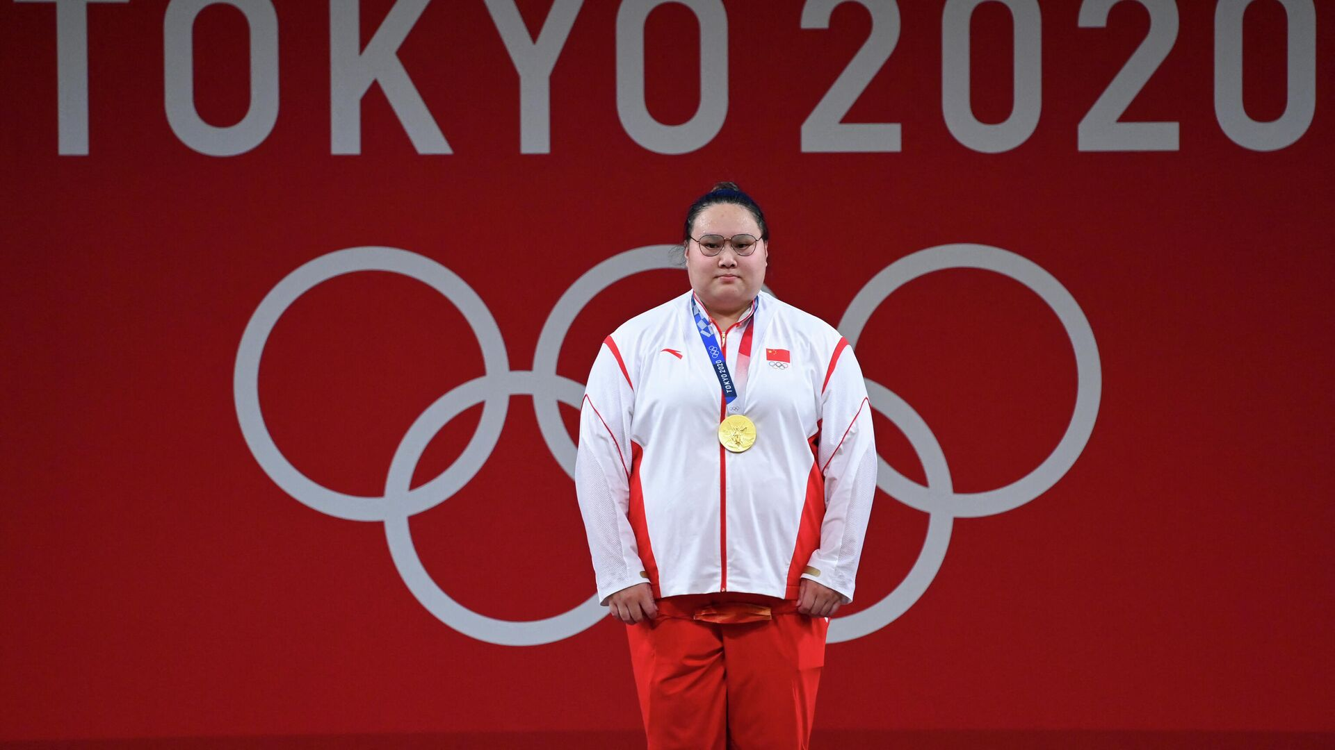 Тяжелоатлетка Ли Вэньвэнь (Китай) - РИА Новости, 1920, 02.08.2021