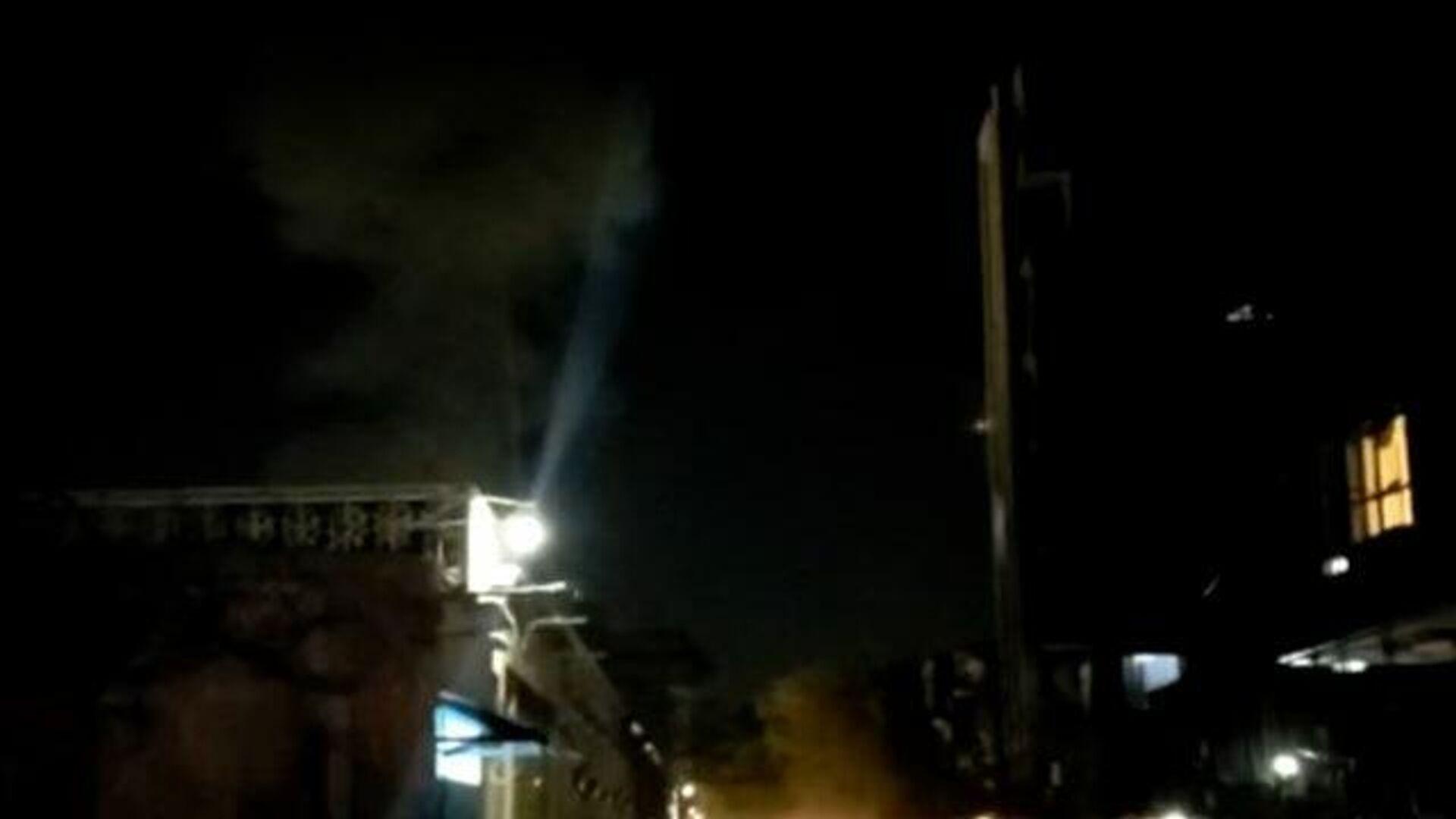 Взрыв перед иранским посольством в Кабуле - РИА Новости, 1920, 03.08.2021