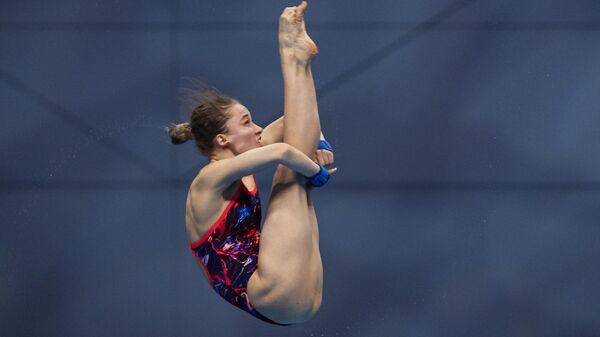 Прыжки в воду. Чемпионат Европы. Женщины. Вышка 10 м