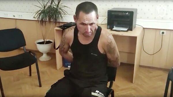Подозреваемый в убийстве семьи в Хакасии