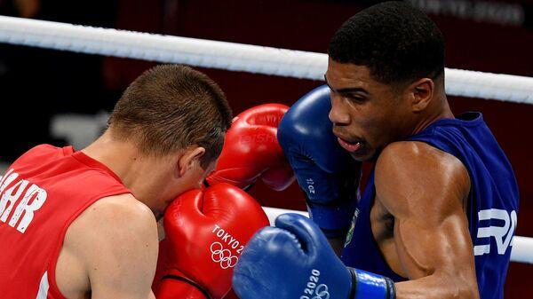 Олимпиада-2020. Бокс. Мужчины до 75 кг