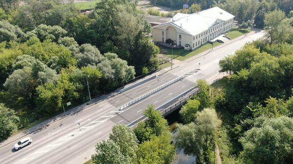 Автодорожный мост Тушинский ДК после ремонта