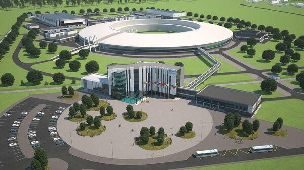 Строительство уникального синхротрона СКИФ началось в Новосибирской области
