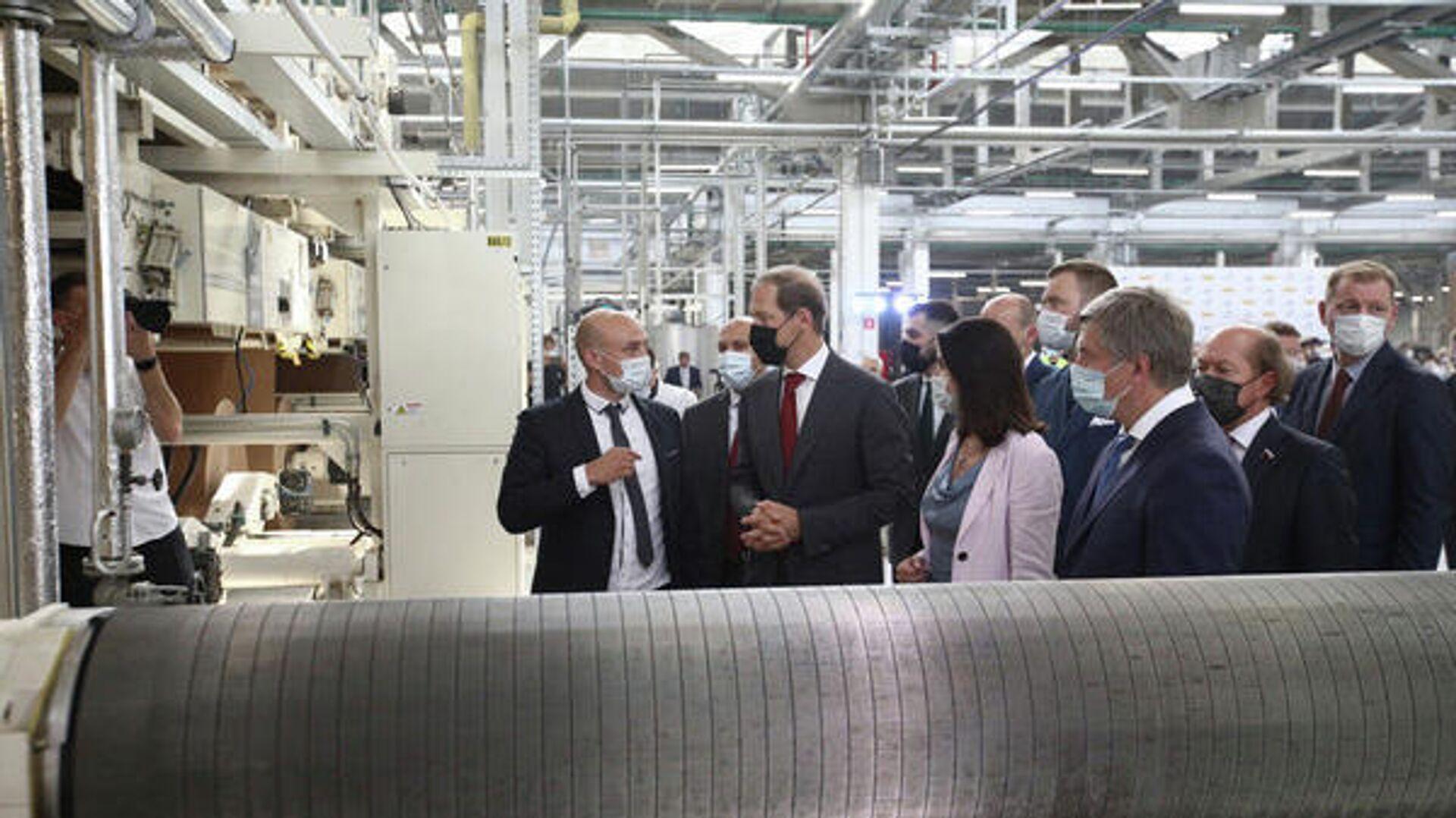 Путин призвал привлекать инвестиции в Ульяновскую область