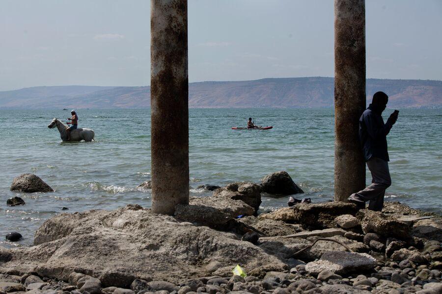 Отдых на Галилейском море в Израиле