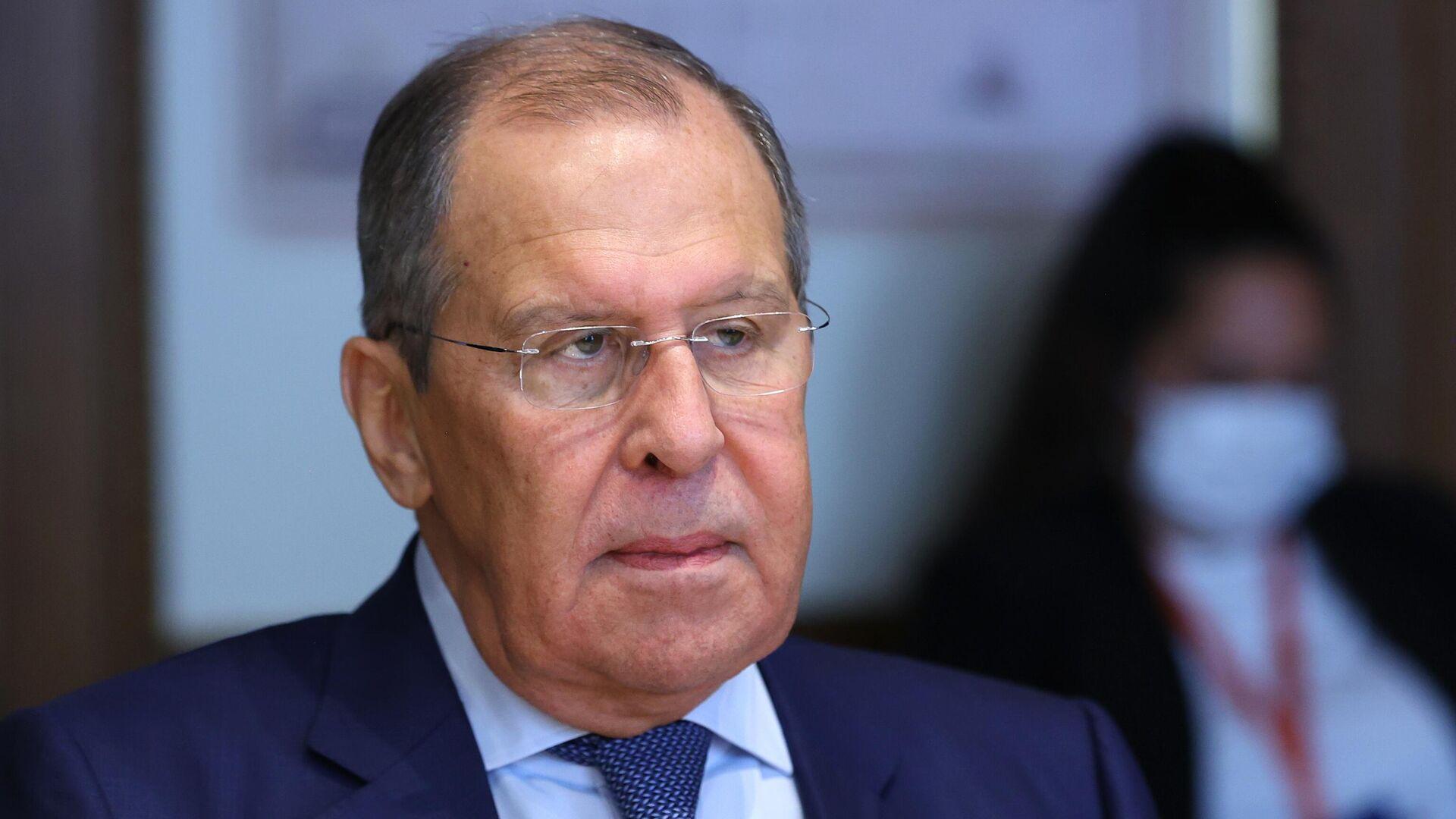 Лавров оценил возможность своего перехода в Госдуму
