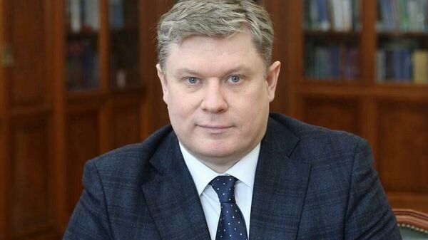 Ректор РЭУ имени Г. В. Плеханова Иван Лобанов