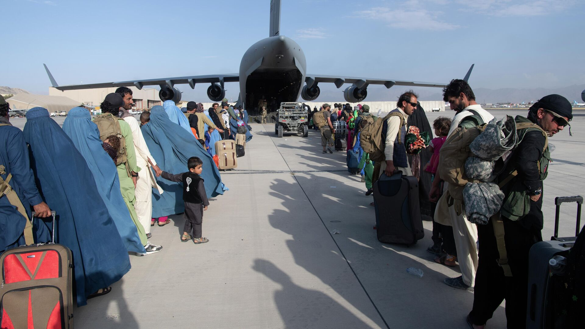 Совбез ООН принял резолюцию по Афганистану