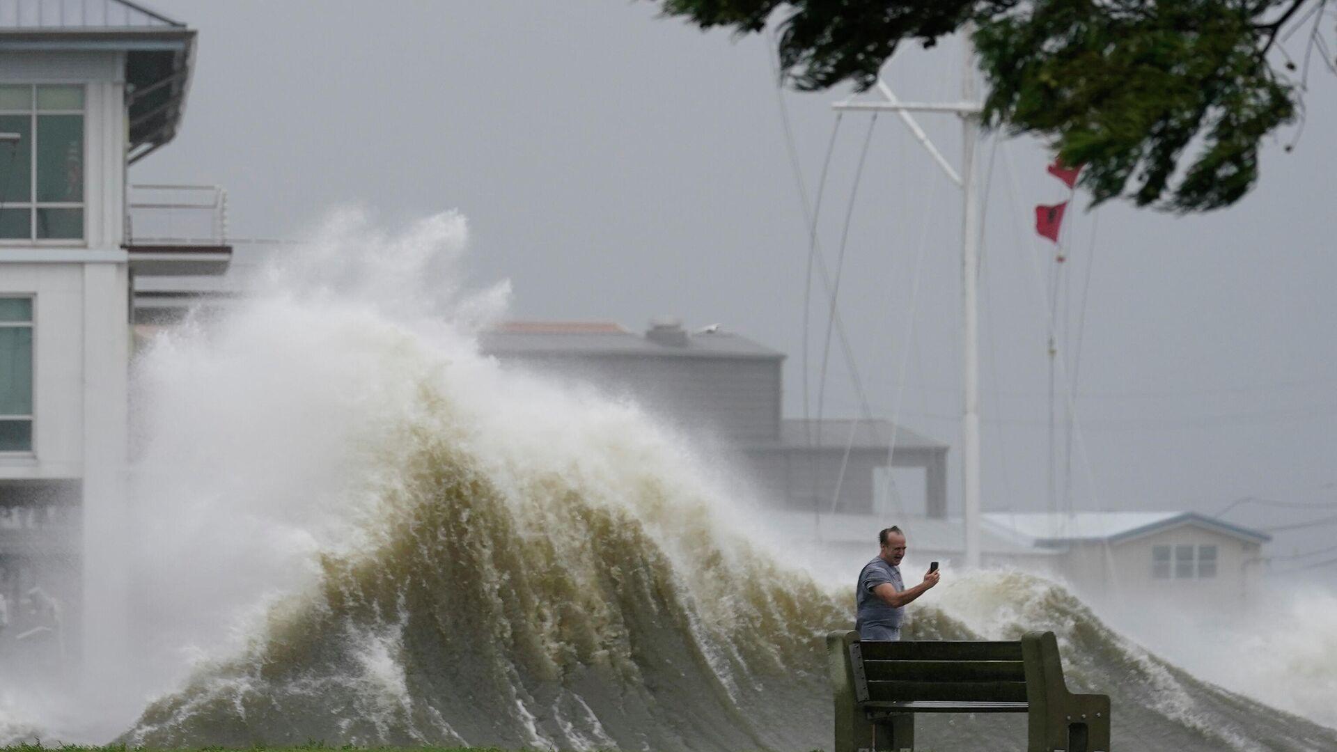 Байден объявил о стихийном бедствии в штате Луизиана