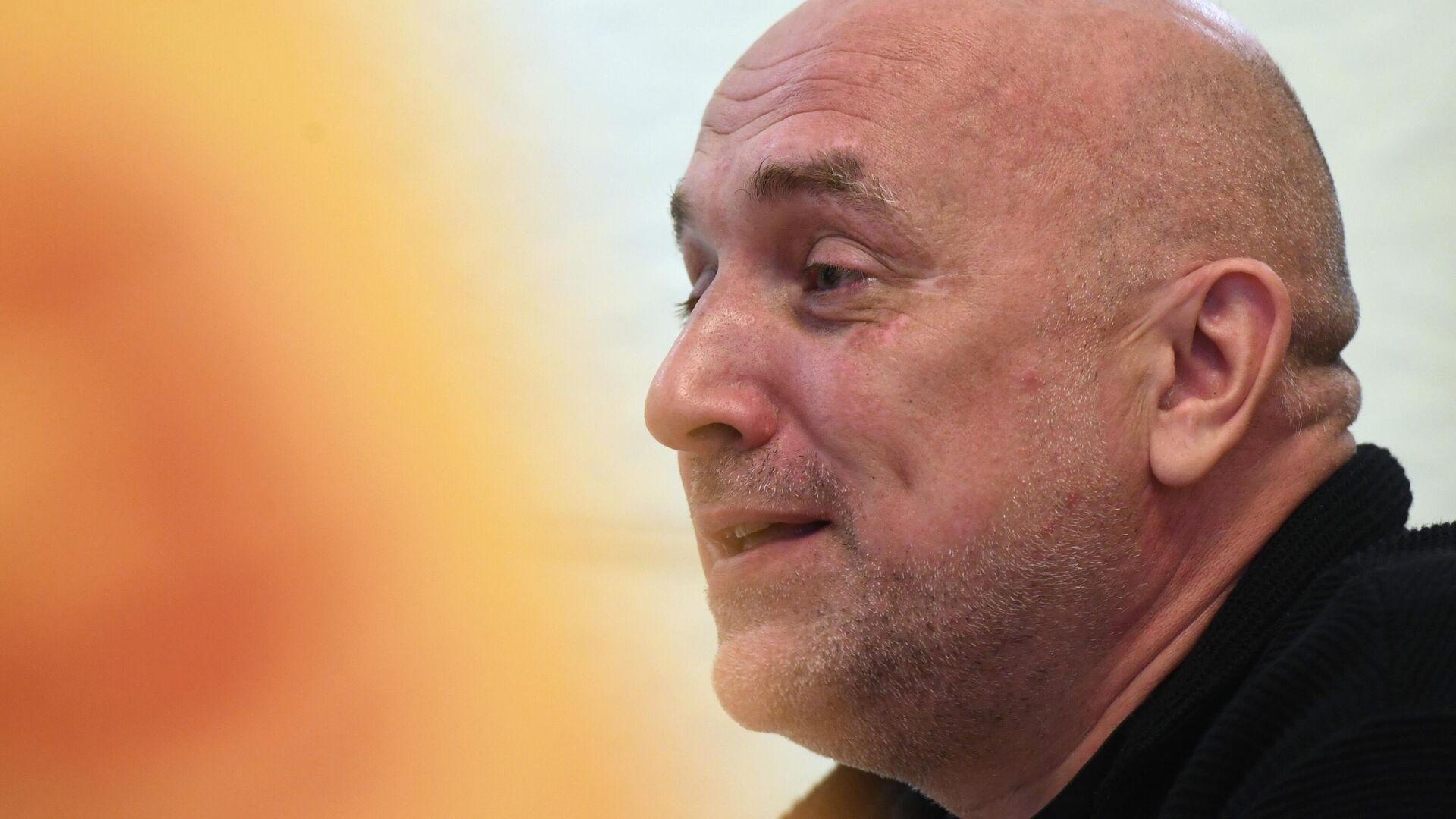 Прилепин выразил готовность стать и.о. губернатора одного из регионов
