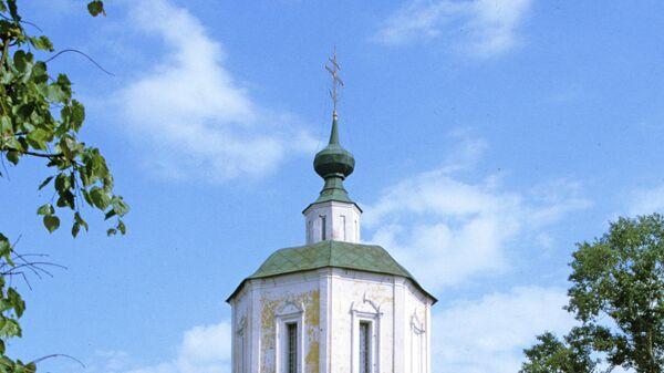 Монастырь Отроч, памятник архитектуры XIV века.