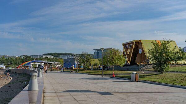 Выставка на территории Восточного экономического форума