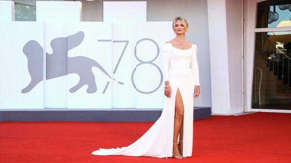 Виржини Эфира на 78-м Венецианском международном кинофестивале
