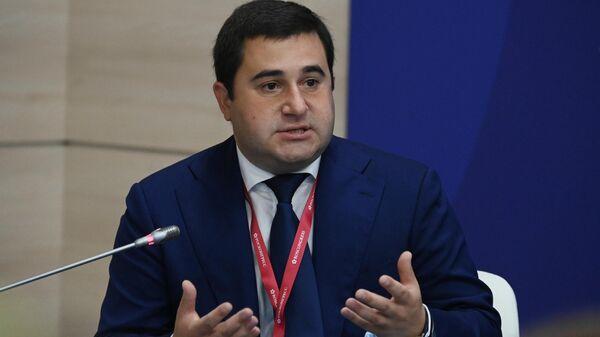 3аместитель министра строительства и жилищно-коммунального хозяйства РФ Никита Стасишин