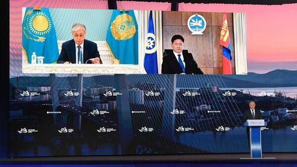 Путин поручил проанализировать создание центра зеленого водорода