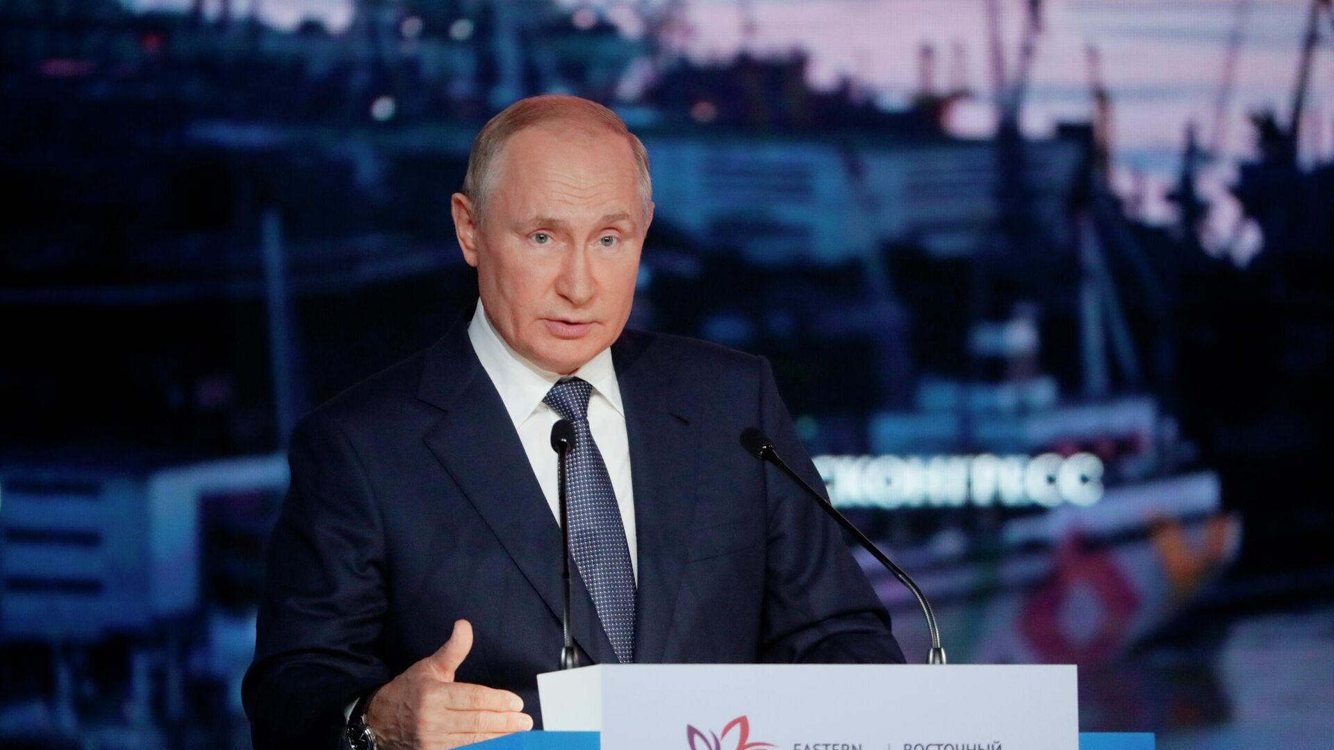 Президент России Путин: что за ставленник от России, если наших гимнасток так судят?